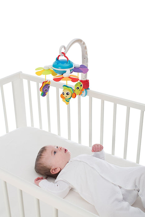 Playgro 0185479 baby hanging toy - baby hanging toys (Baby cot, Baby cot mobile, Baby pram/stroller, Multicolour, Any gender)