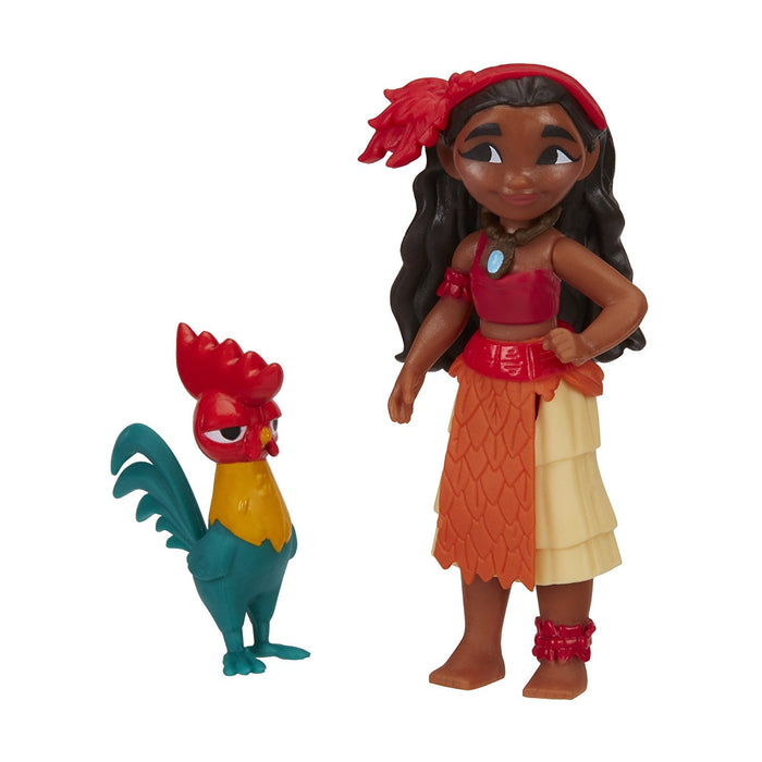 Disney Moana Moana of Oceania and Hei Hei