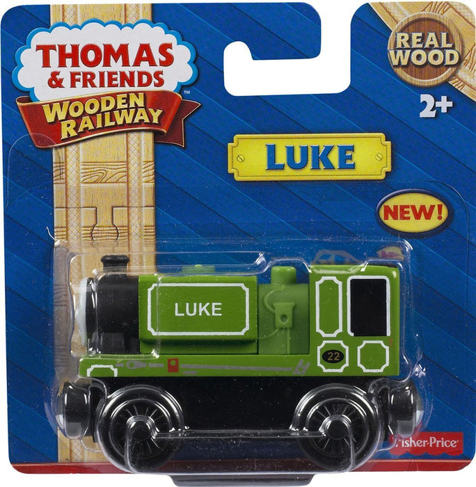 Thomas & Friends Wooden Railway Luke Engine