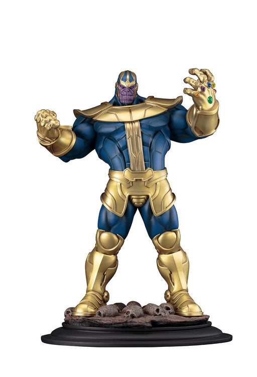 "Marvel Comics MK203 ""Universe Thanos Fine Art"" Statue"