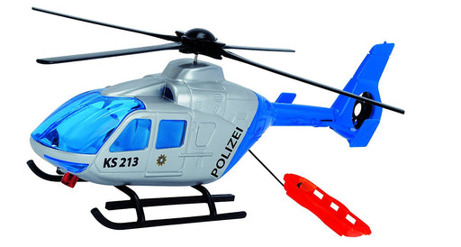 Dickie Toys Police Helicopter (Multi-Colour)