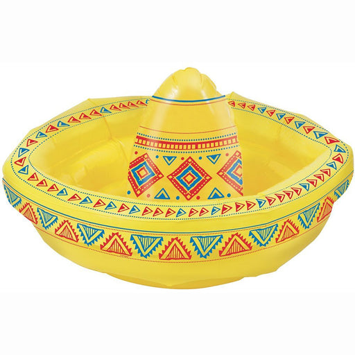 Sombrero Inflatable Drinks Cooler