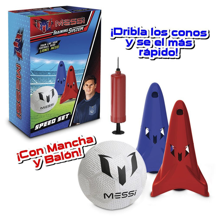 Outdoor  Messi Training Speed System