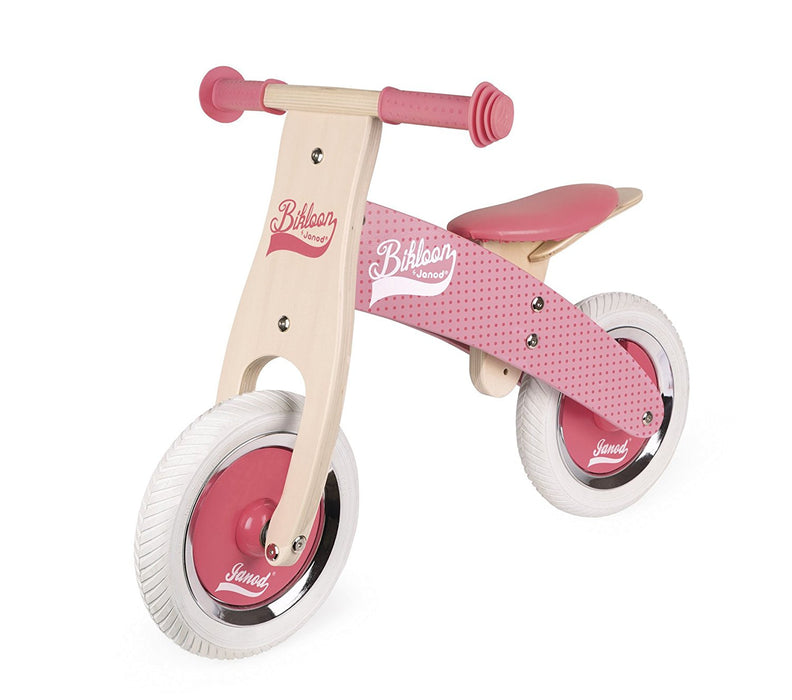Jura Toys J03259 Janod My First Little Bikloon Balance Bike