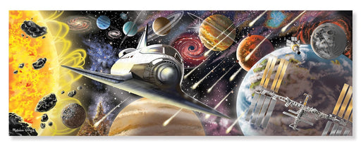 Melissa & Doug 18909 Exploring Space Jumbo Jigsaw Floor Puzzle (200-Piece)