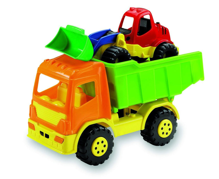 Adriatic 40 cm Pro Toys Senjor Truck with Bulldozer