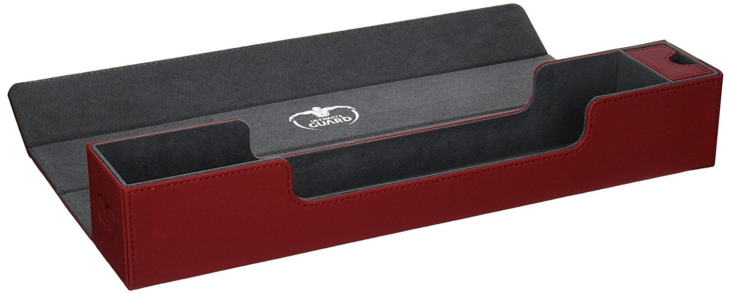 Ultimate Guard UGD010677 Flip´N´Tray Mat Case XenoSkin Red
