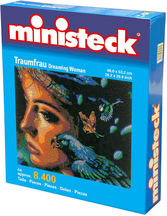 "Ministeck Ministeck31841 ""Dream Woman"" Plug Picture (8500-Piece)"