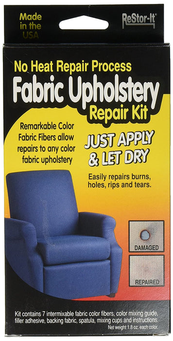 Restor-It Dye Fabric Upholstery Repair Kit