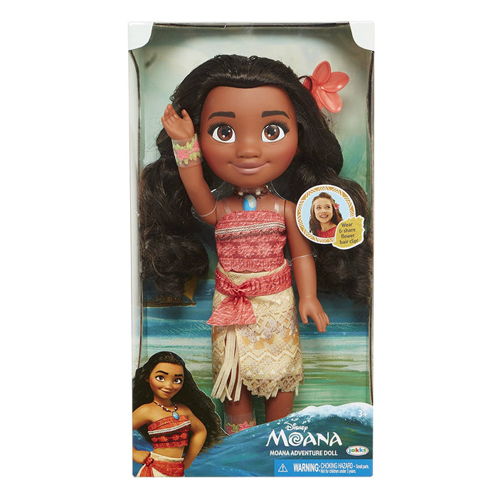 Moana Adventure Doll