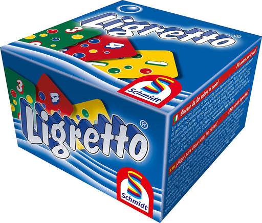 Schmidt Ligretto Blue Edition Card Game