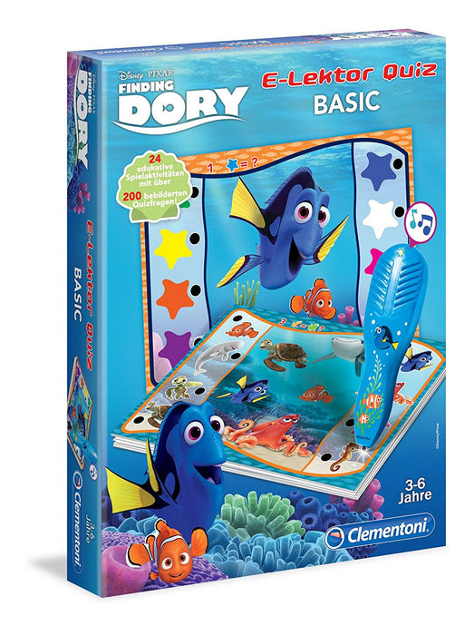 "Clementoni ""Finding Dory"" Interactive Quiz Puzzle"