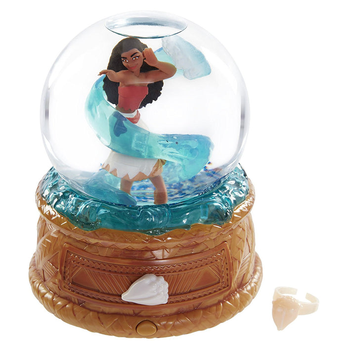 Moana Musical Globe and Jewellery Box
