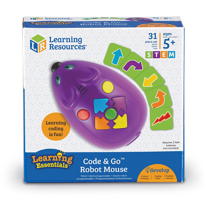 Learning Resources STEM - Robot Mouse