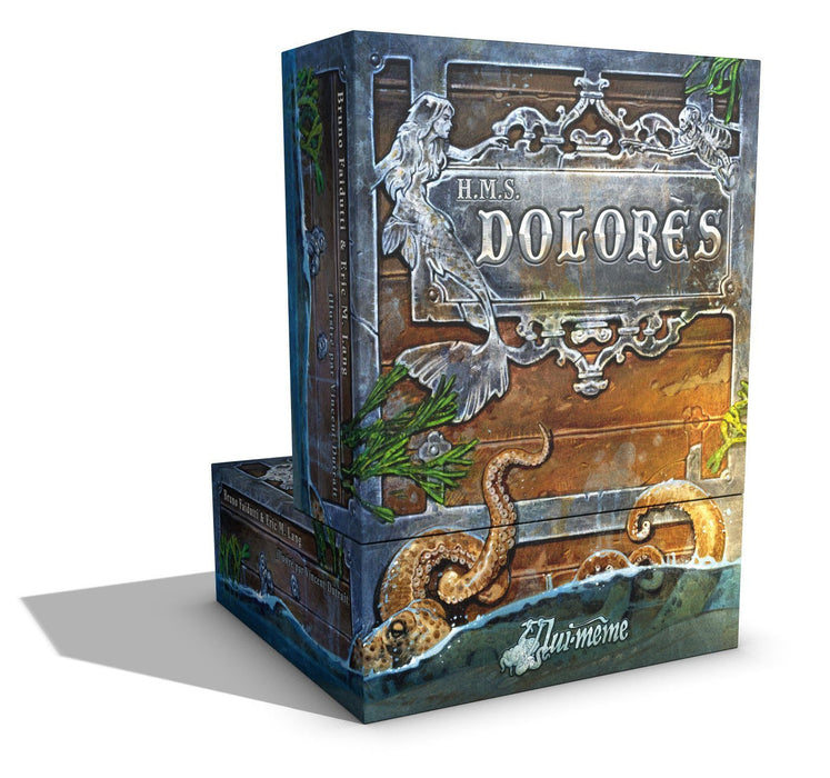 "Asmodee Editions LMD01US ""HMS Dolores"" Game"