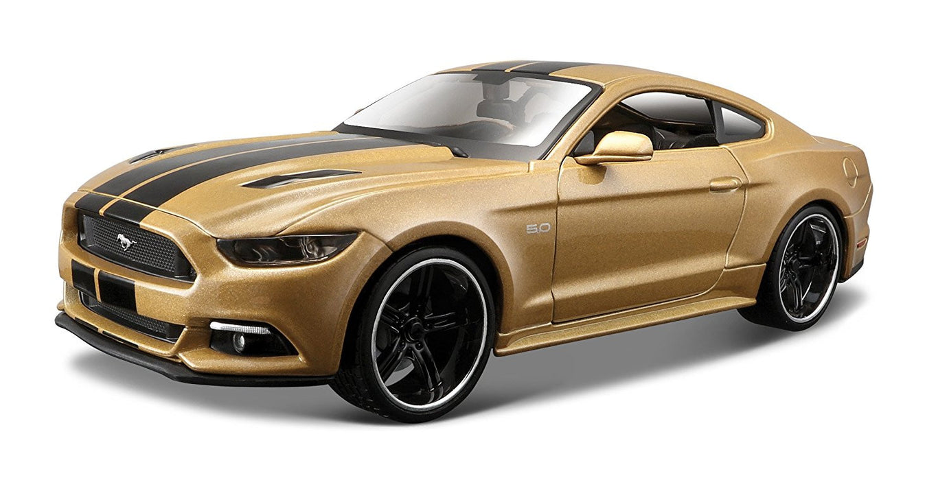 "Maisto 31369 1:24 Scale ""Ford Mustang Gt 15 Modern Muscle"" Model Car"