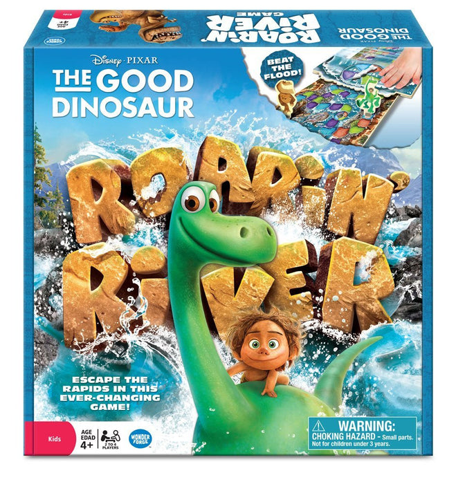 Ravensburger Disney The Good Dinosaur Roaring River Game