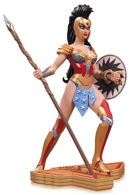 Wonder Woman DEC150387 Art of War Statue by Amanda Conner
