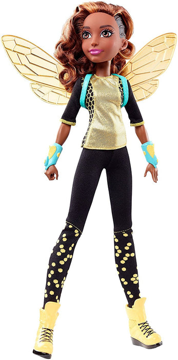 DC SuperHero Girl's Bumble Bee Figure, 12 inch