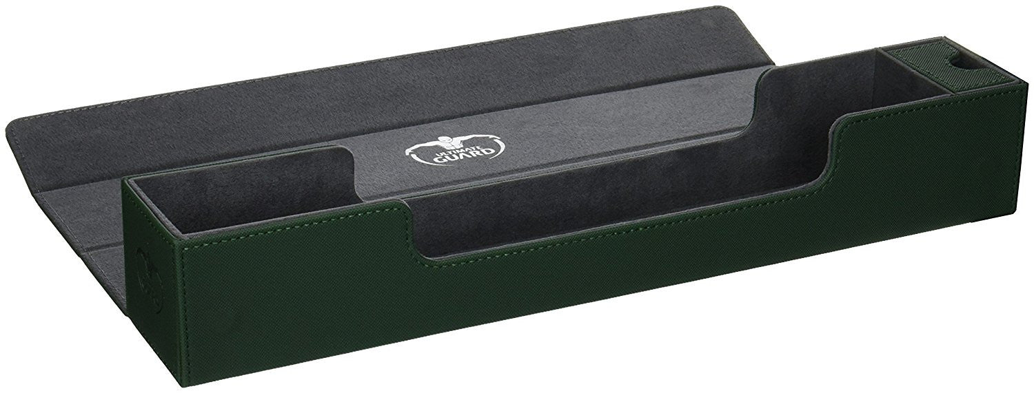 Ultimate Guard UGD010673 Flip´N´Tray Mat Case XenoSkin Green