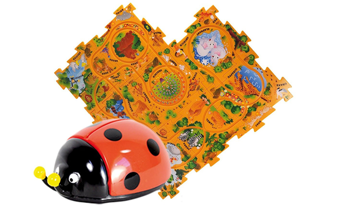 Amewi Puzzle Pilot 100533 Beetle Vehicle