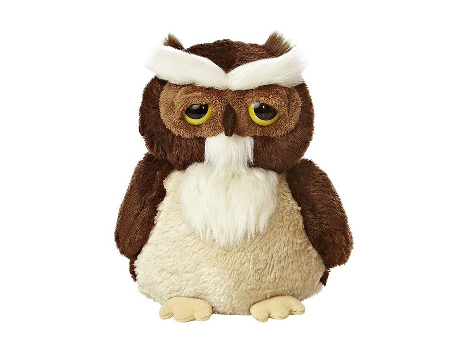 Aurora World 10-inch Dreamy Eyes Smitty Barn Owl