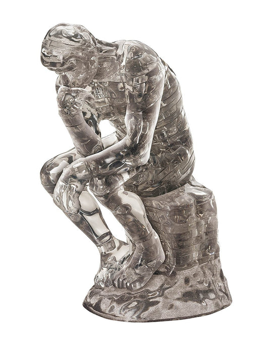 Crystal Puzzle 59165 The Thinker - 3D Puzzle