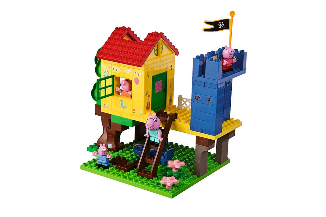 Big Peppa Pig Treehouse Building Sets