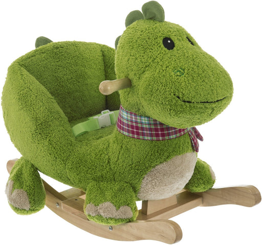 Bieco Rocking Dino Toy (Multi-Colour)
