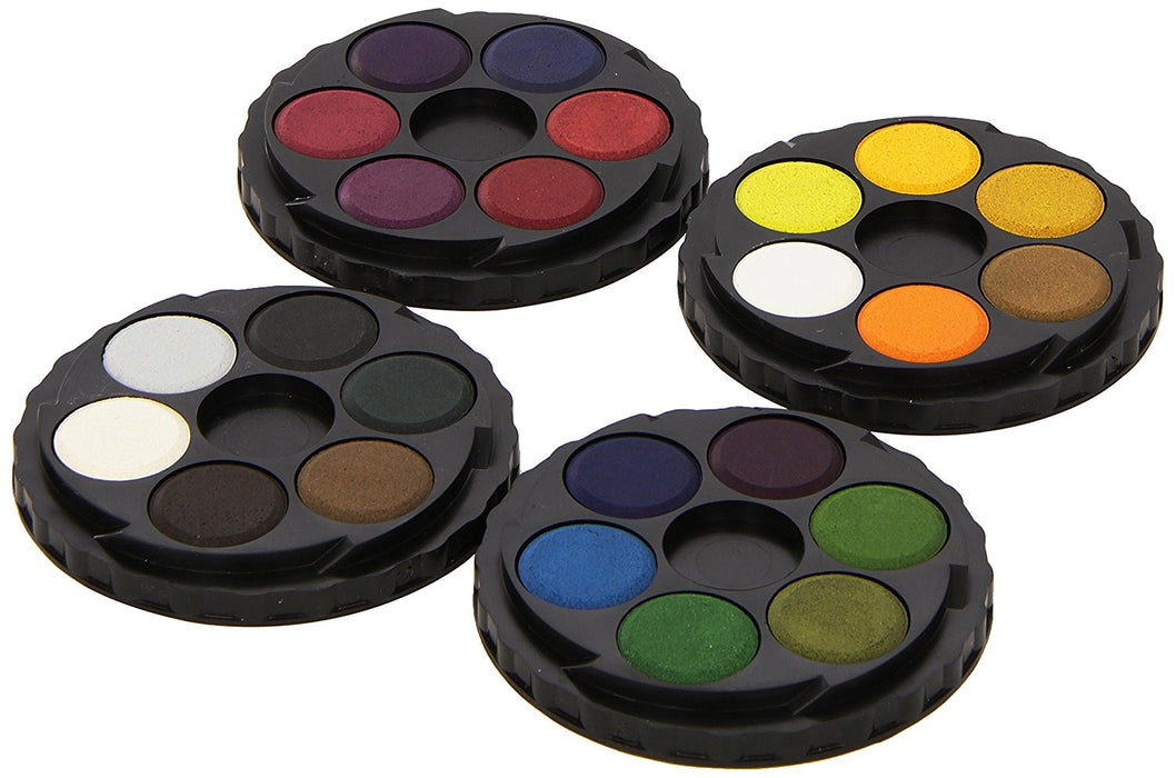 KOH-I-NOOR 017450600000 24 Brilliant Water Colour Paint