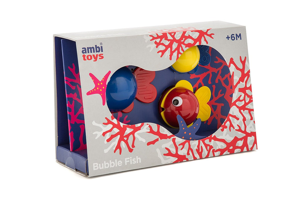 Galt Toys Ambi Bubble Fish Bath Toy