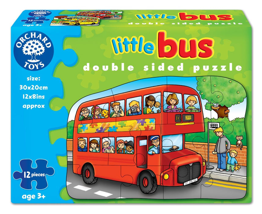 Orchard Toys Little Bus