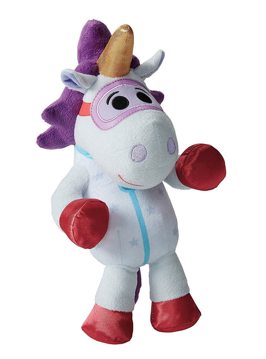 Animagic 31224.4300 Rainbow My Glowing Unicorn Plush Toy