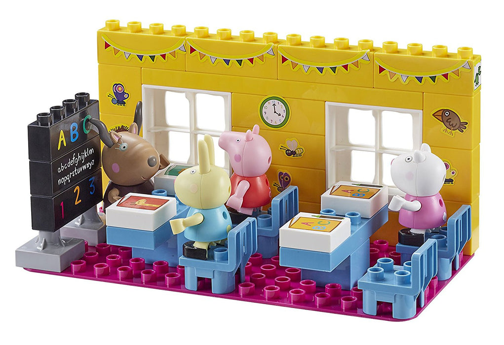 "Peppa Pig ""School House"" Construction Set (Multi-Colour)"