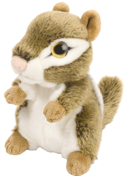 Wild Republic Wild Watchers 18cm Chipmunk Plush