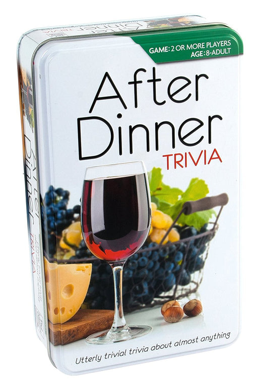 "Paul Lamond 6245 ""After Dinner Trivia"" Game"