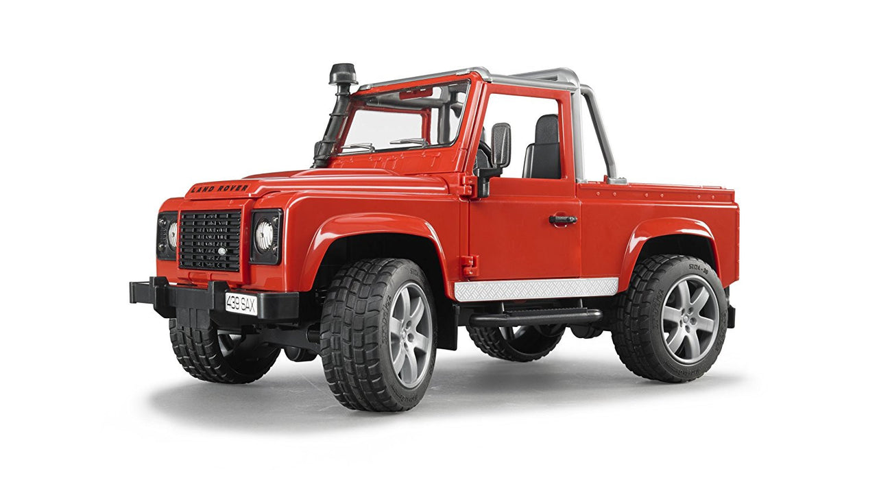 Bruder Land Rover Defender Pick Up Car