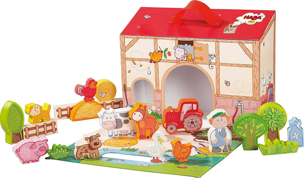 Haba On the Farm Play Set (Large)