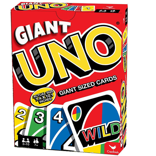 Giant Uno Giant Game