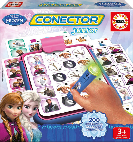 "Educa ""Connector Junior"" Frozen Learning Electrical Game"