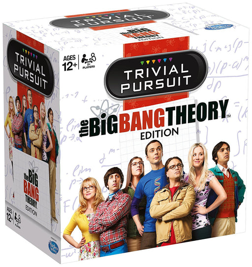 The Big Bang Theory Trivial Pursuit game