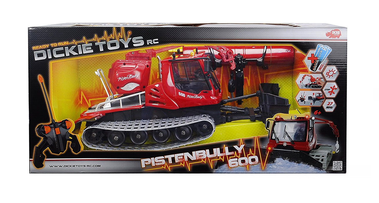 "Dickie Toys ""Pistenbully 600"" RC Handset (Multi-Colour)"