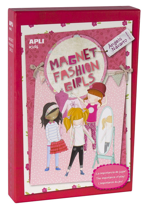 Apli Apli14838 Fashion Dress Up Magnet