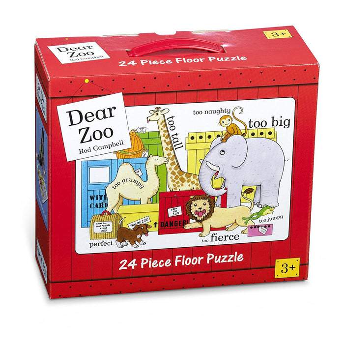 Paul Lamond Dear Zoo Floor Puzzle (24 Pieces)