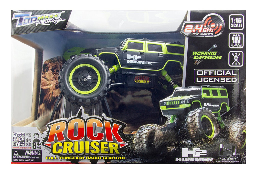 "KidzTech 84498 ""RC Mini Rock Cruiser"" Die Cast Model"