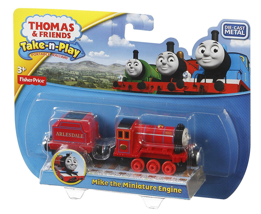 Thomas & Friends Take-n-Play Mike Engine
