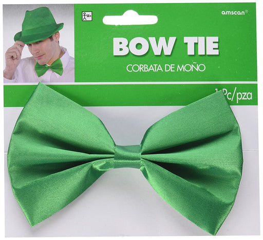Amscan Bowtie Party Accessory, Green