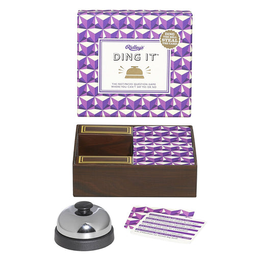"Games Room ""Ding It"" Trivia Game"