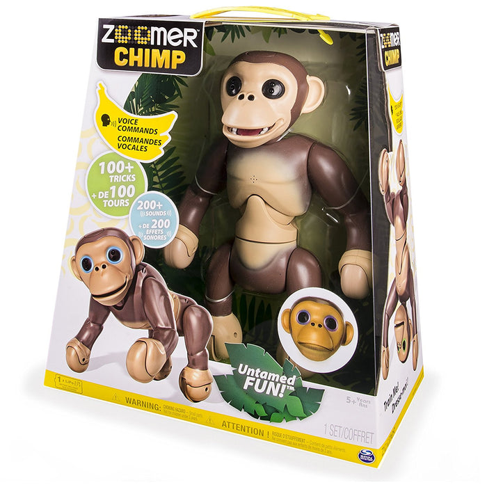 Zoomer  Chimp Toy