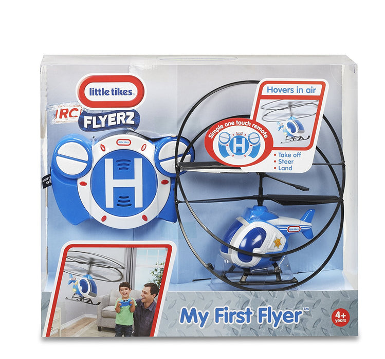 Little Tikes My First Flyer Helicopter Toy